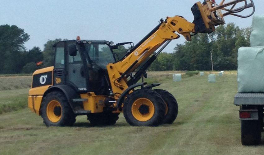 JCB TM 300