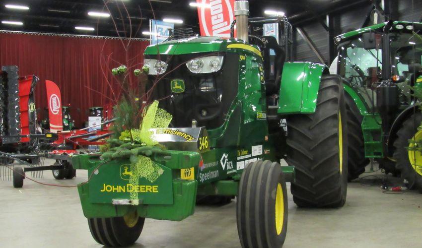 John Deere 672CH