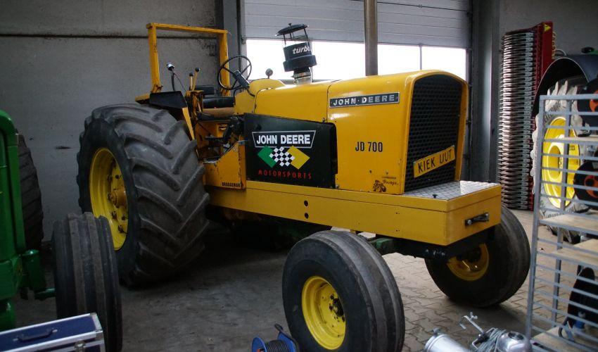 John Deere 7000 Serie