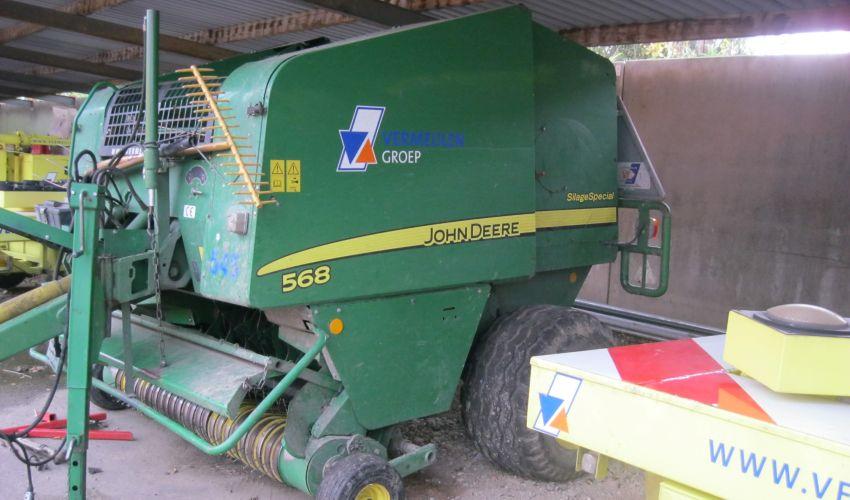 John Deere 568