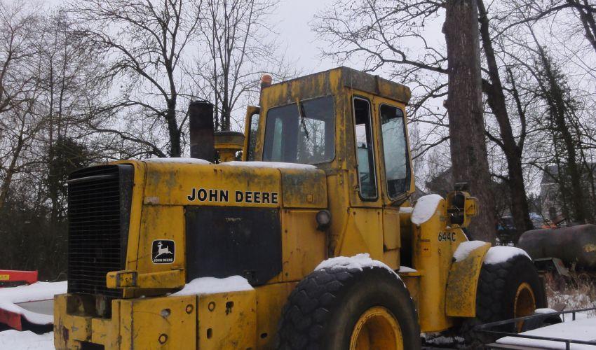 John Deere 644 C