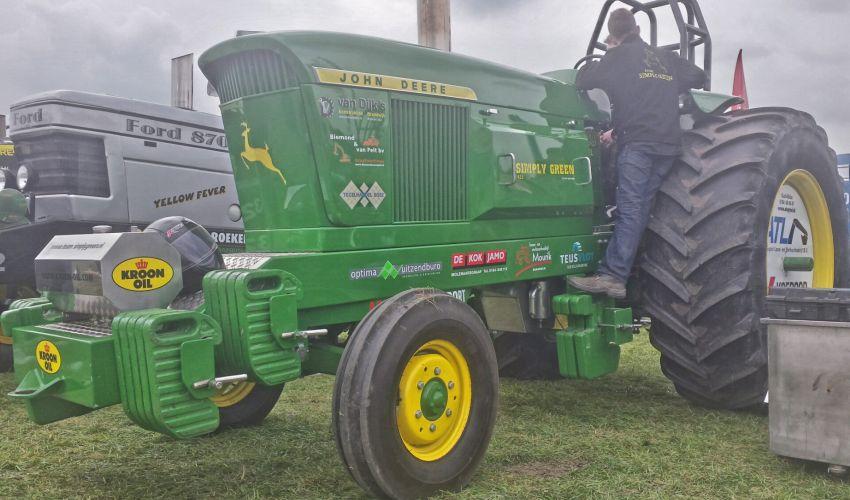 John Deere Tractorpulling