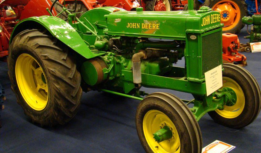 John Deere BR
