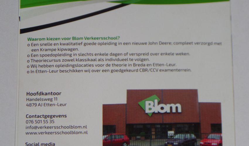 Aandacht Info T-Rijbewijs (NL)