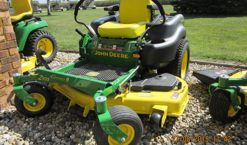 John Deere Z655