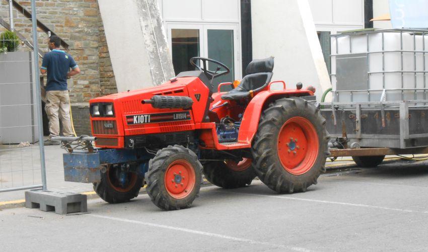 Kioti Tractors Parts Catalog : Kioti lb specs and data united kingdom