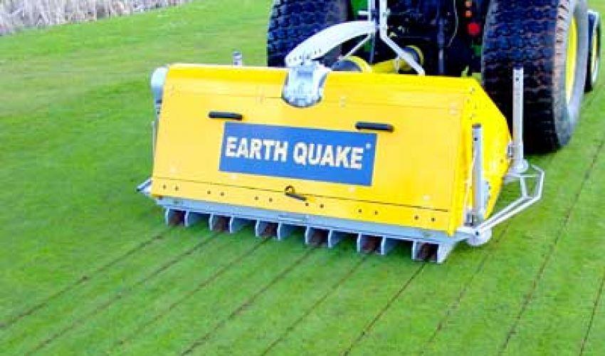 Earth Quake Tremor 400P