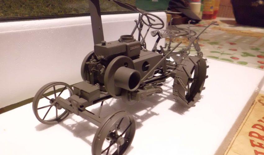 Landbouw miniaturen 1:16 dieselross