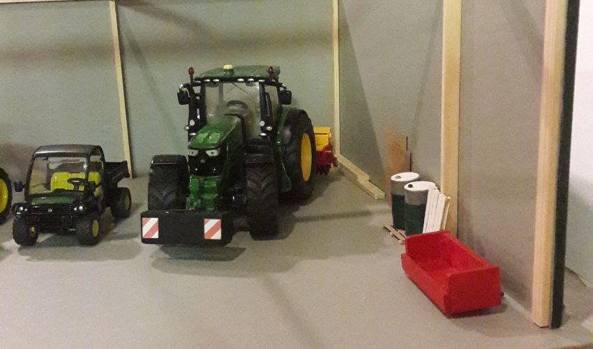 Landbouw miniaturen 1:32 Gebouwen