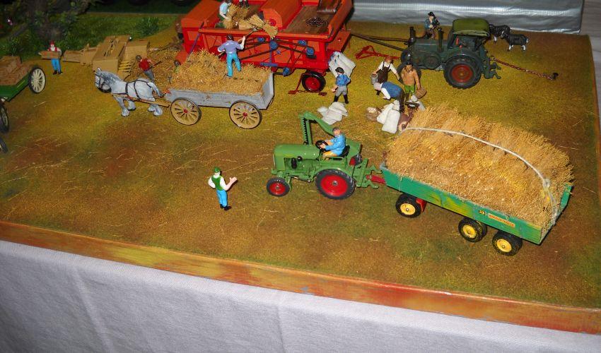 Landbouw miniaturen 1:32 Beursmodellen LCN