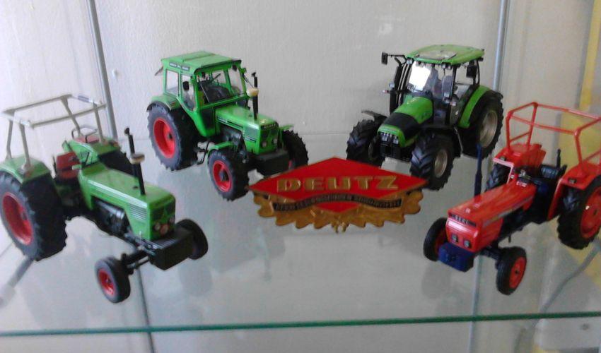 Landbouw miniaturen 1:32 Clubmodel LCN