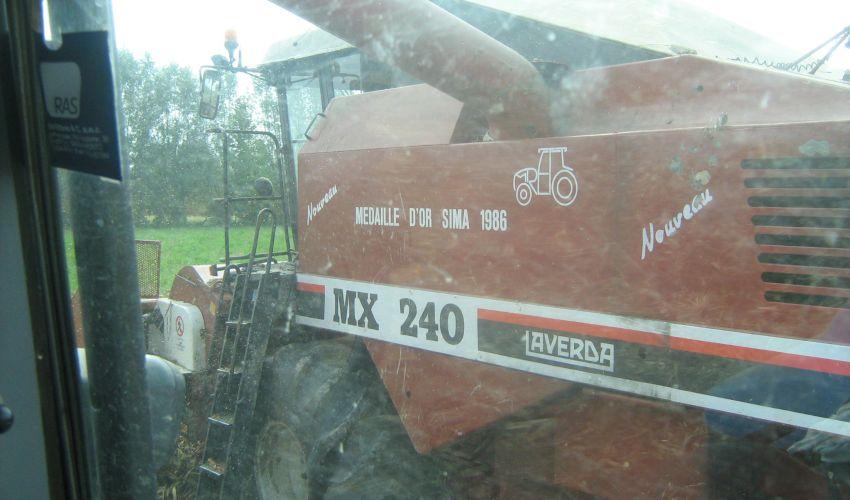 Laverda MX 240