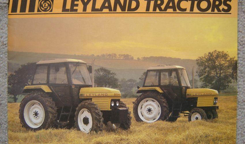 Leyland 804