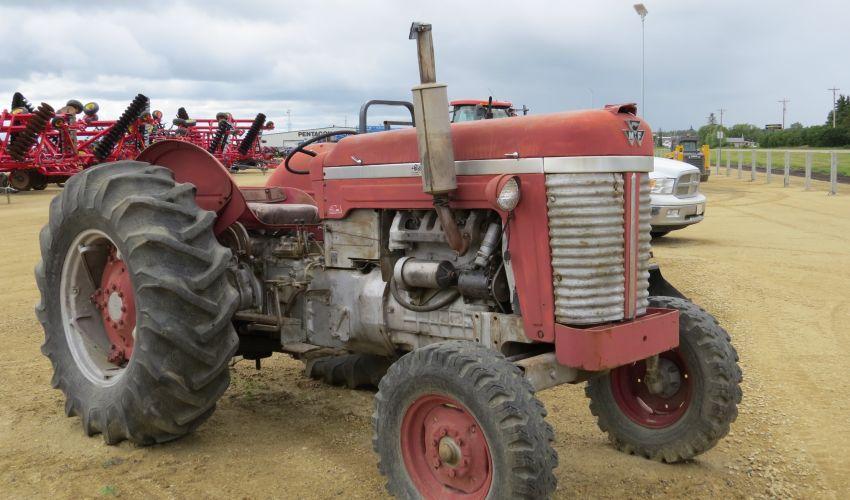 Massey Ferguson 85