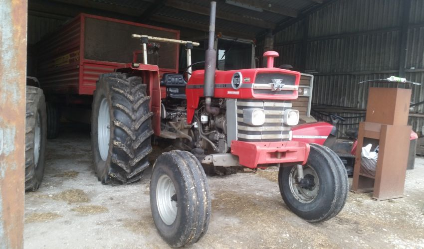 Massey Ferguson 168
