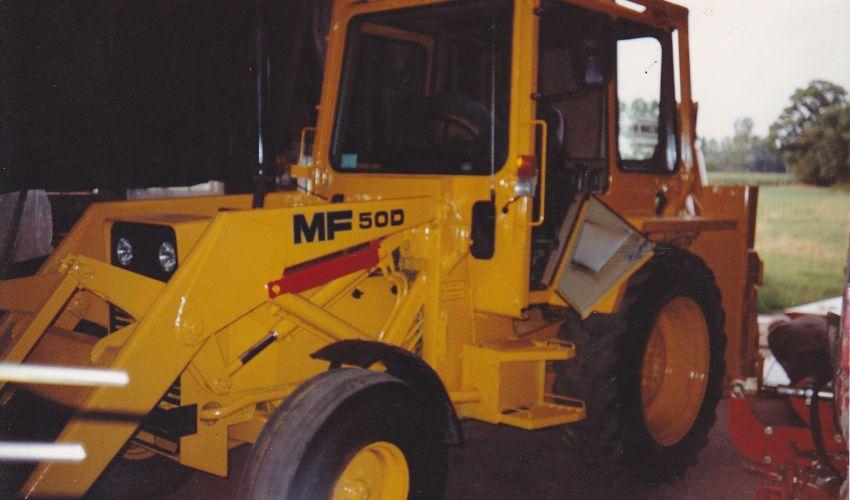Massey Ferguson 50 D
