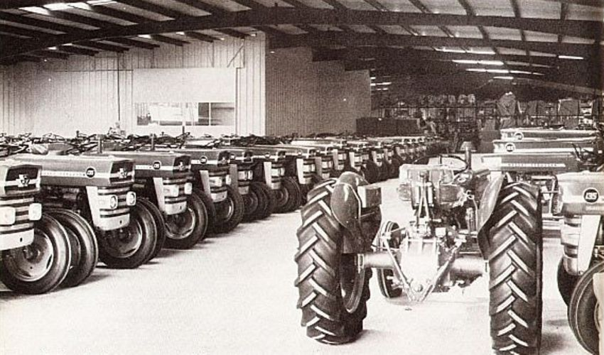 Massey Ferguson Fabriek