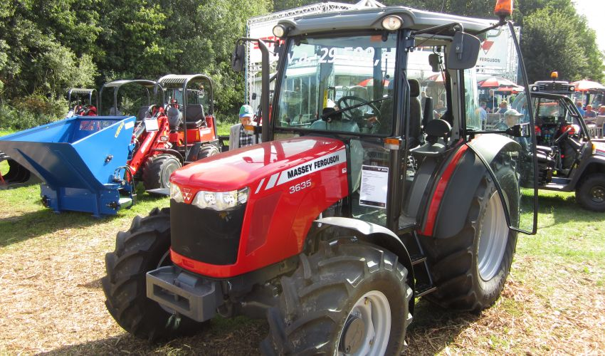 Massey Ferguson 3635 (Carraro-model)