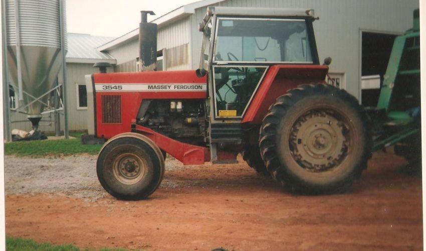 Massey Ferguson 3545