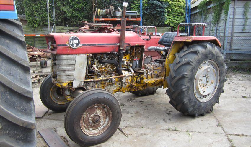 Massey Ferguson 3165 R