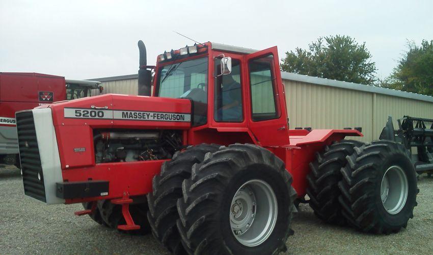 Massey Ferguson 5200