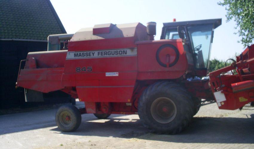 Massey Ferguson 845