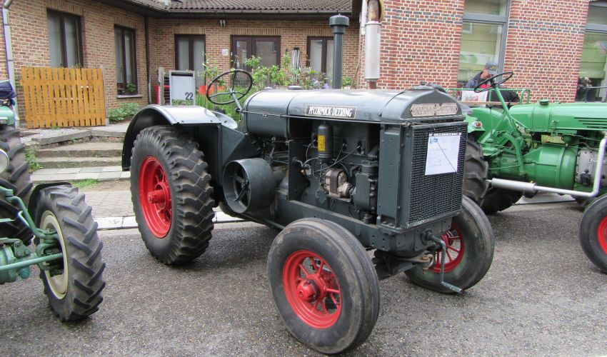 W30 Tractor Clutch : Mccormick deering w specs and data united kingdom