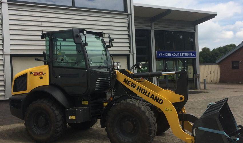 New Holland W 50 C