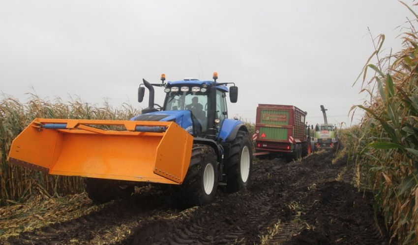 New Holland T 8.350