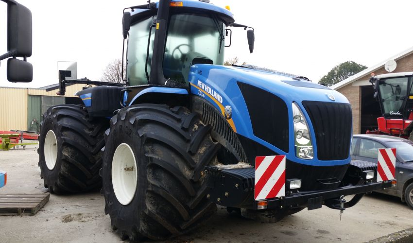 New Holland T 9 serie