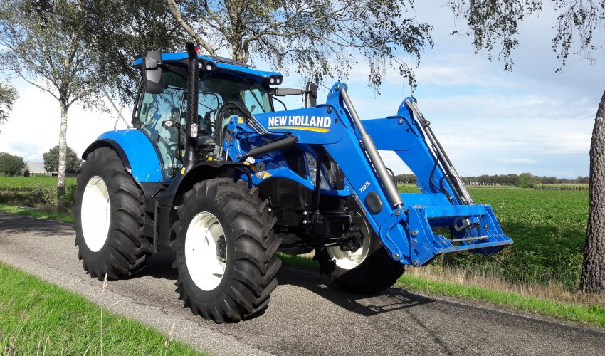 New Holland T 6.145