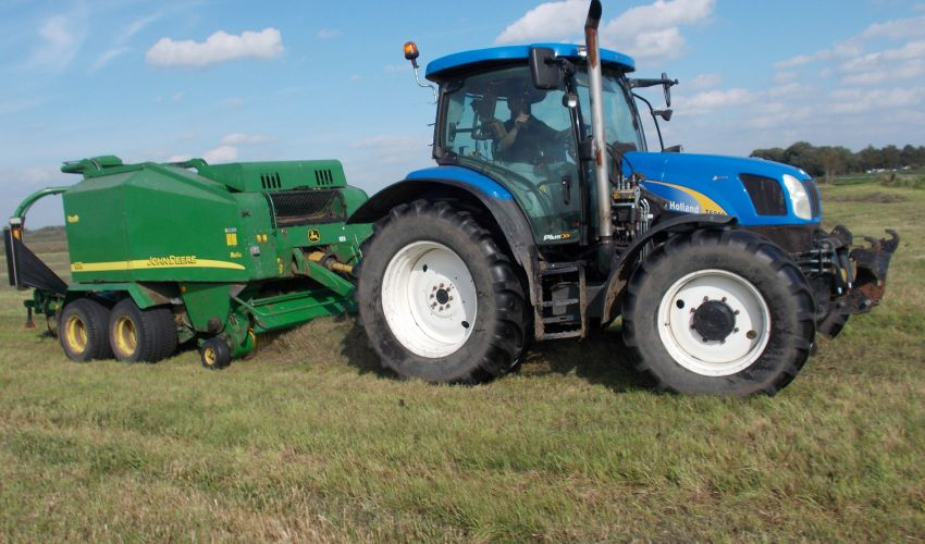 New Holland 70-A Serie