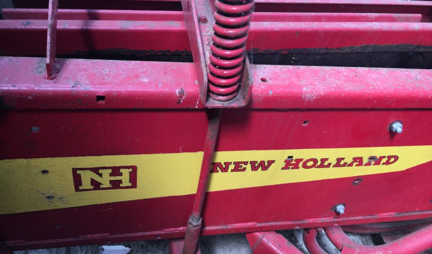 New Holland Pers-wikkelcombi