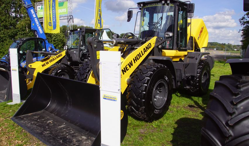 New Holland W 170