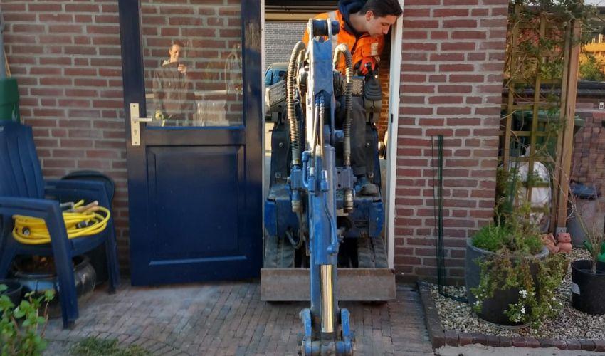 New Holland E09SR