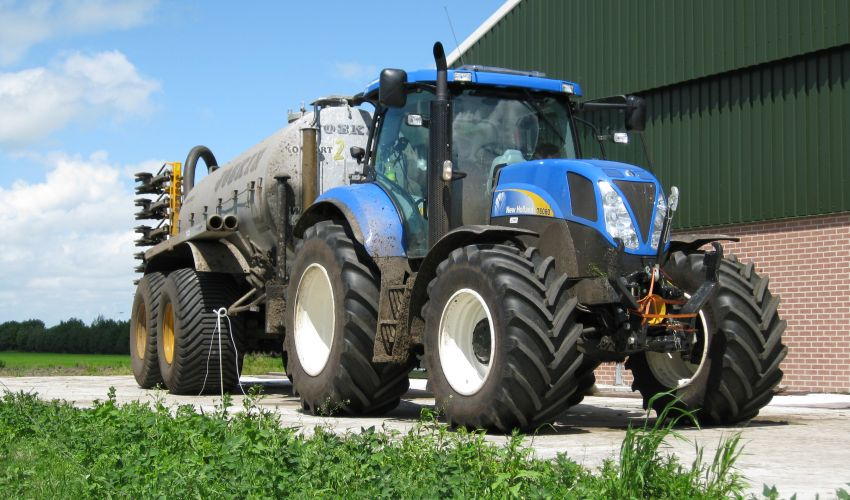 New Holland T 6080 Gen2