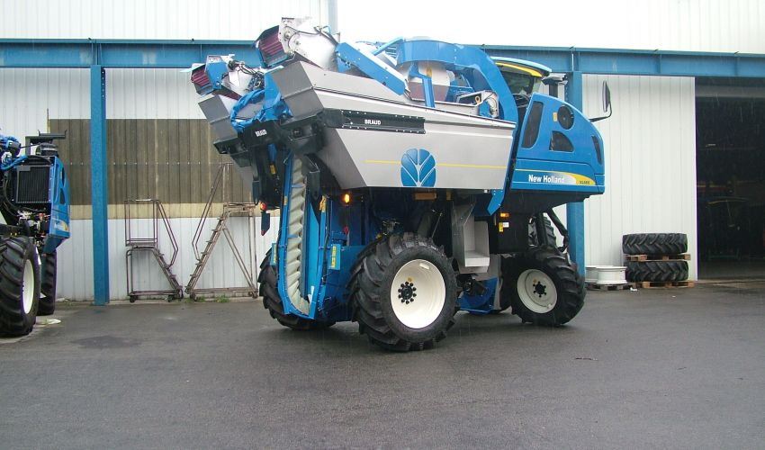 New Holland VL 660