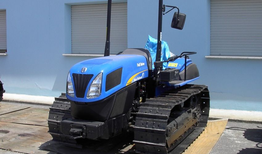 New Holland TK 100 A