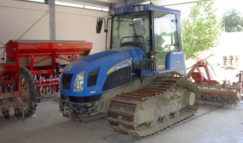 New Holland TK 130