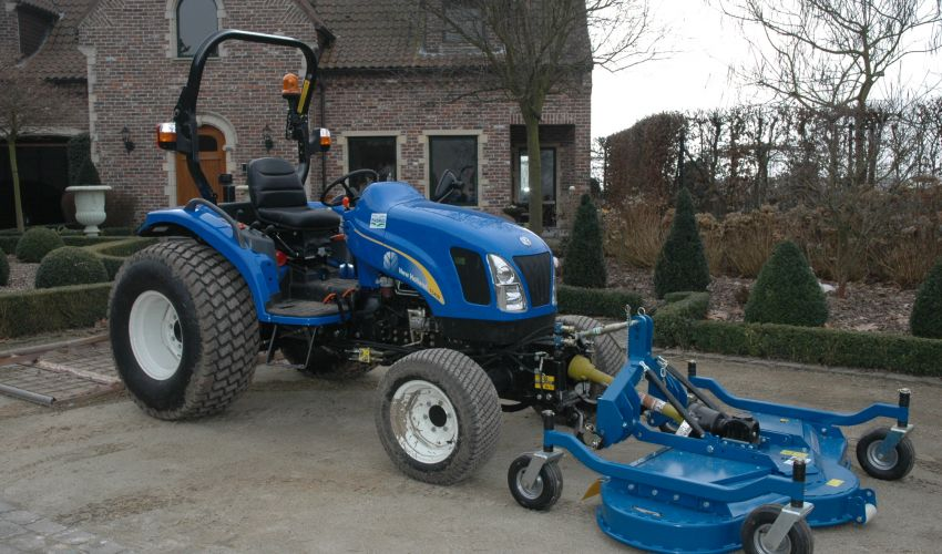 New Holland TS 45 D