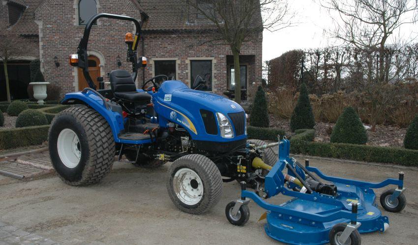 New Holland TS 45 D