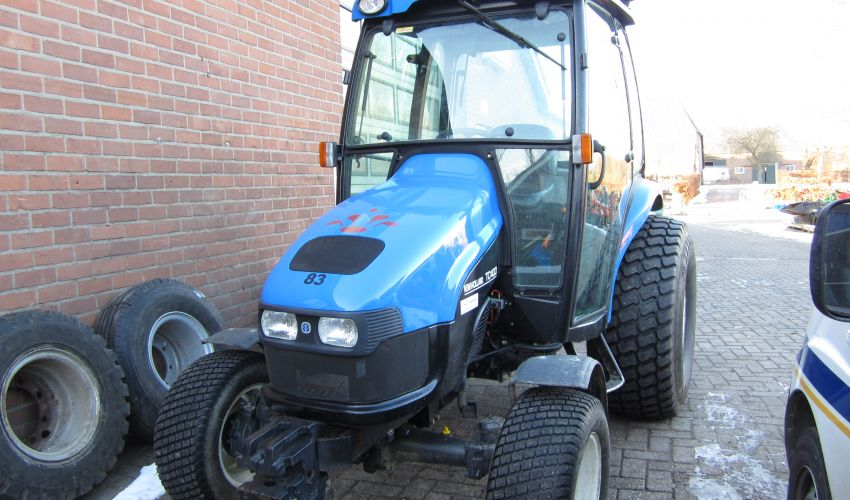 New Holland TC 400