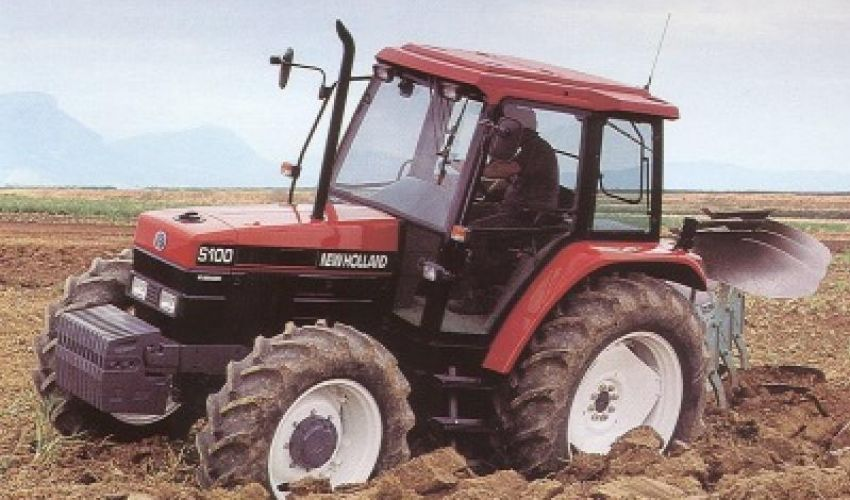 New Holland S100