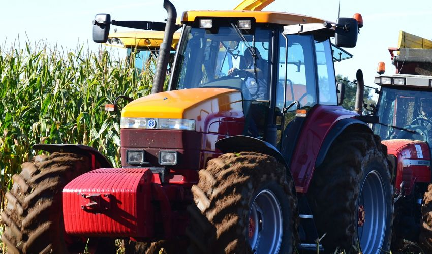 New Holland G 240