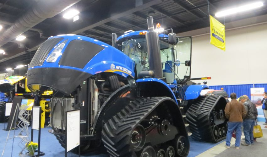 New Holland T 9.615