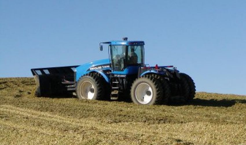 New Holland TJ