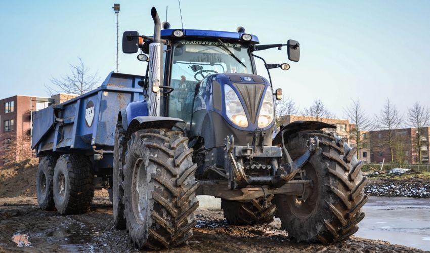 New Holland T 6030 Gen2