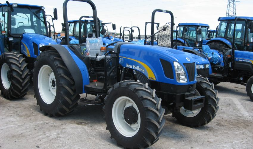 New Holland TN 85 SA