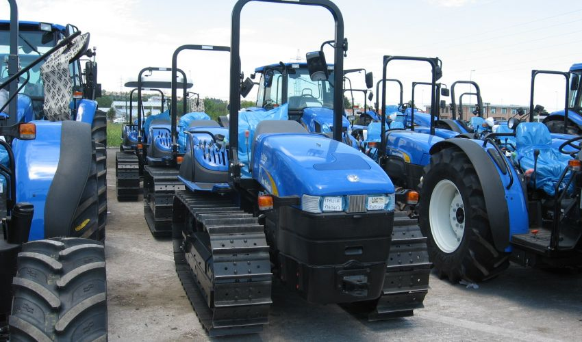 New Holland TK-A