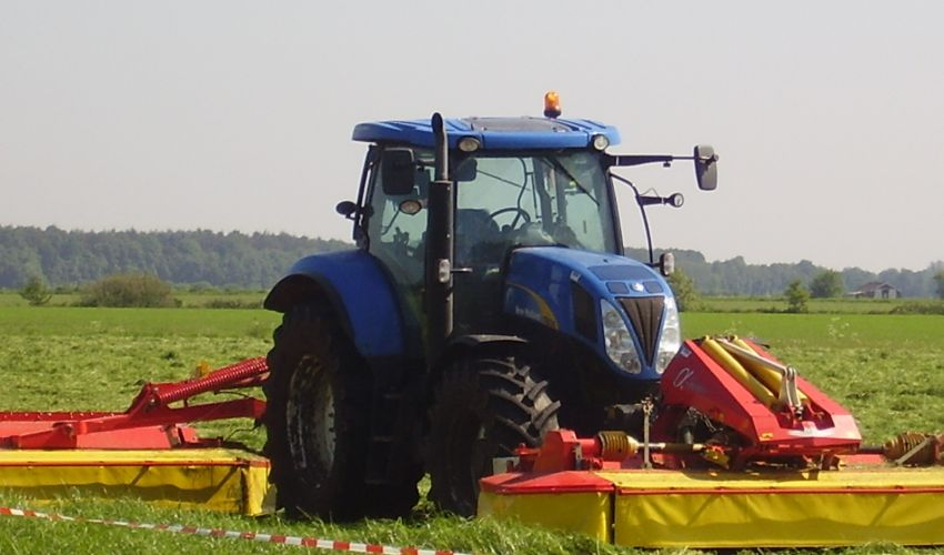 New Holland T 6000 Gen2